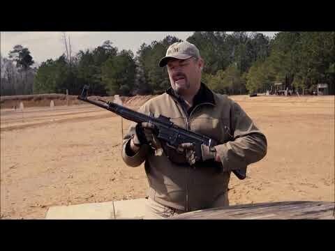 Штурмовая винтовка Sturmgewehr 44