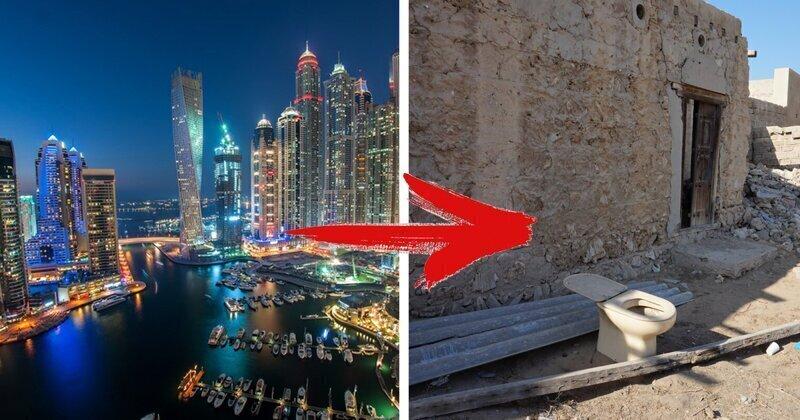 Нищие и грязные ОАЭ. Здесь нет небоскребов и сюда не водят экскурсии