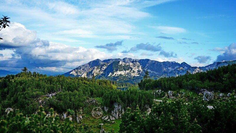 Такой Черногорию Вы еще не видели!