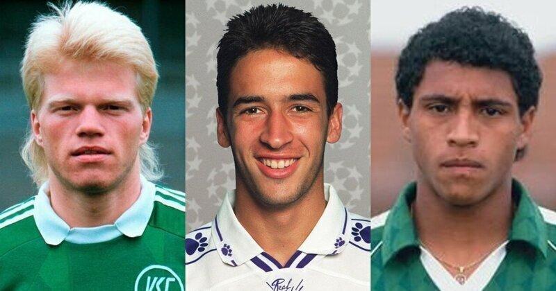 Рауль, Кан и другие: как изменились кумиры футбола за 20 лет