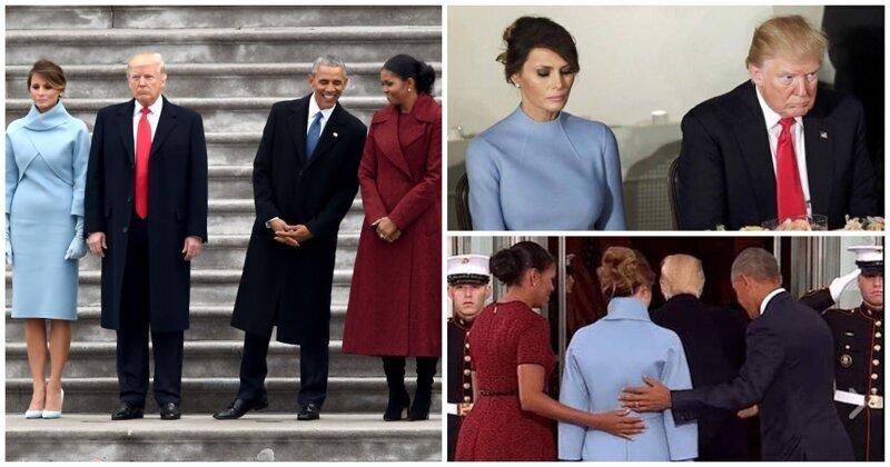 Как относятся к своим женам бывший и нынешний президенты США