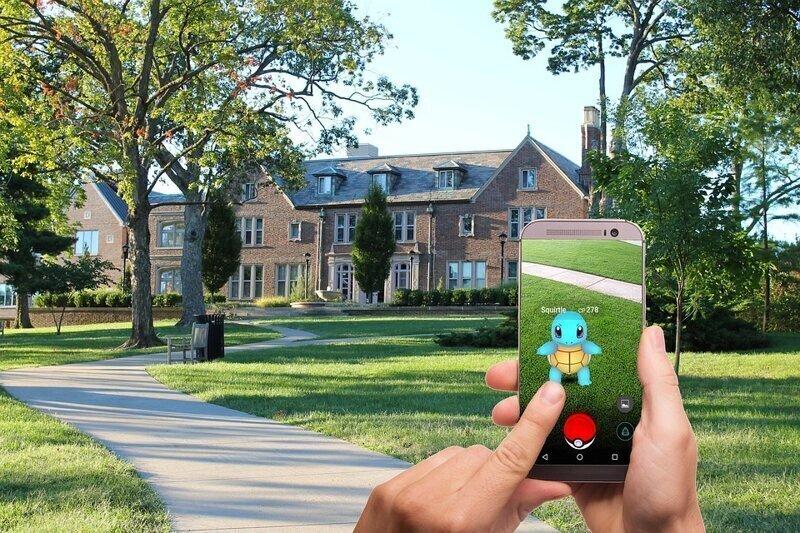 Компания Google открыла платформу для создания игр, подобных Pokémon Go