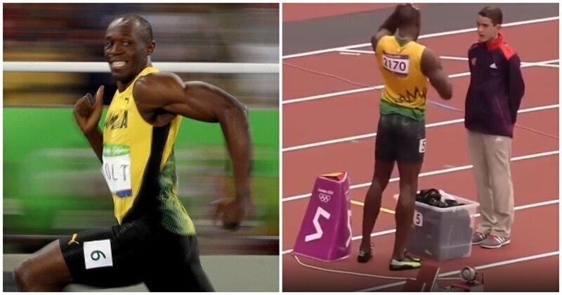 Великий атлет велик во всем