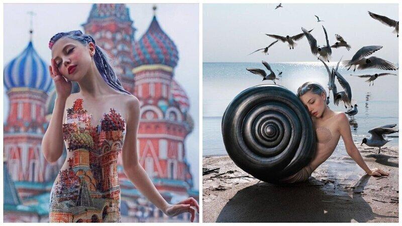 35 эксцентричных провокаций от российской художницы