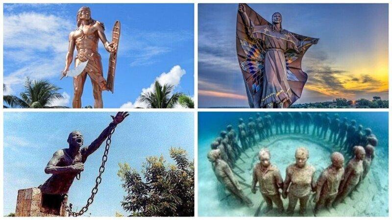 25 памятников, которые вряд ли кто-то захочет снести