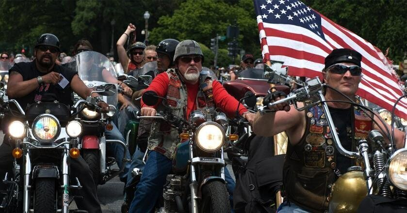 Байкеры США торопятся в Сиэтл: Битва за Капитолйский холм намечается на 4 июля: видео