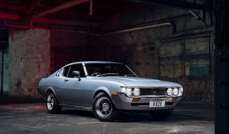 Японский Mustang—  Toyota Celica Первого поколения