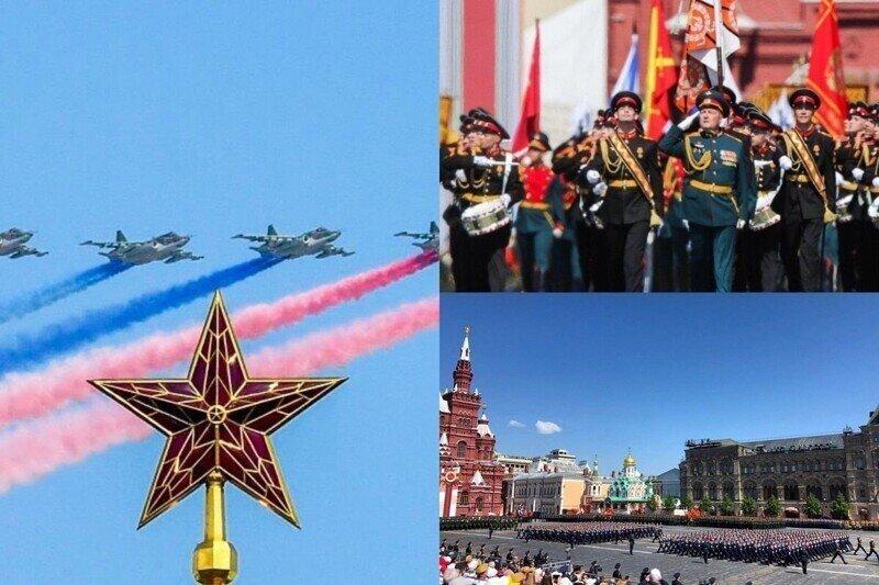 Как проходил Парад Победы: интересное из соцсетей