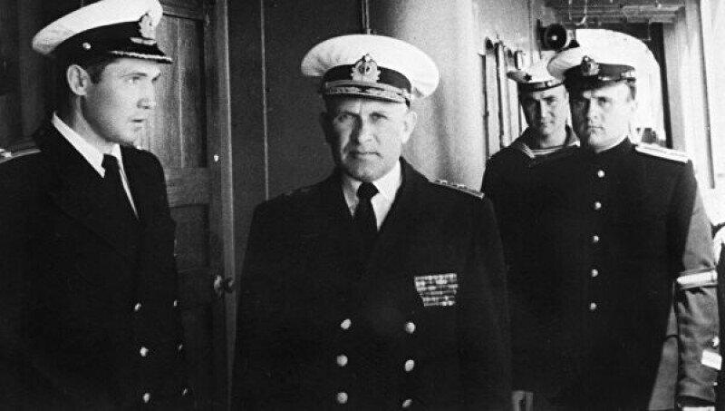 Печальная история о любви и измене зятя адмирала Горшкова