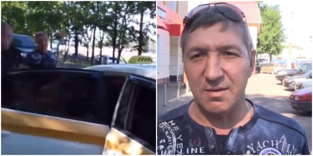Пьяная москвичка залила сиденье такси пивом и устроила скандал таксисту