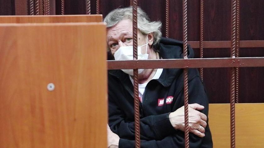 Михаил Ефремов перенёс сердечный приступ