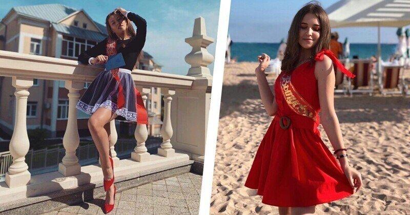 Уже не школьницы. Самые обаятельные девушки российских выпускных 2020 года