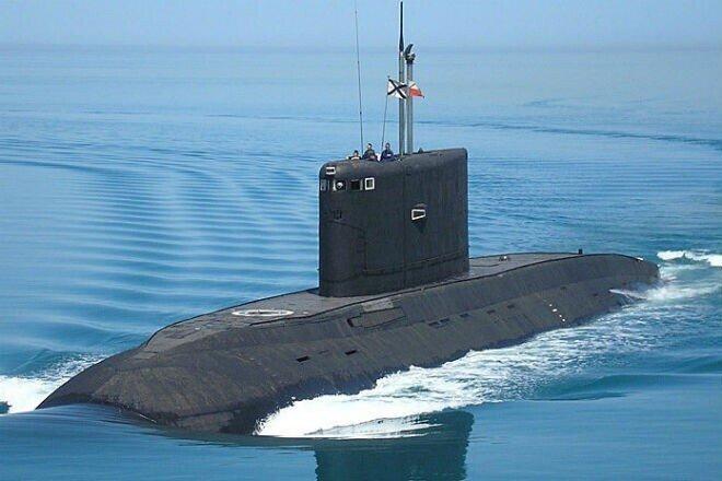 Черная дыра: подводная лодка считается самой тихой в мире