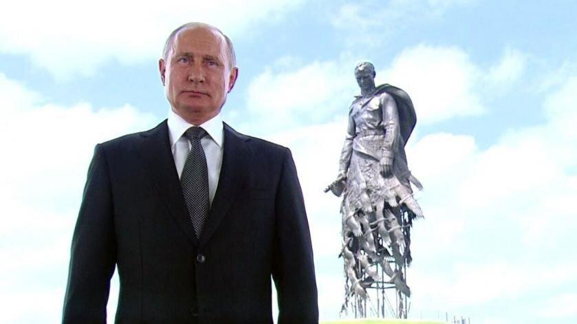 Путин обратился к россиянам в преддверии последнего дня голосования по поправкам