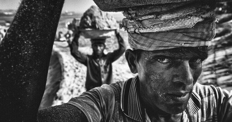 Работы победителей фотоконкурса от National Geographic в категории «Люди»
