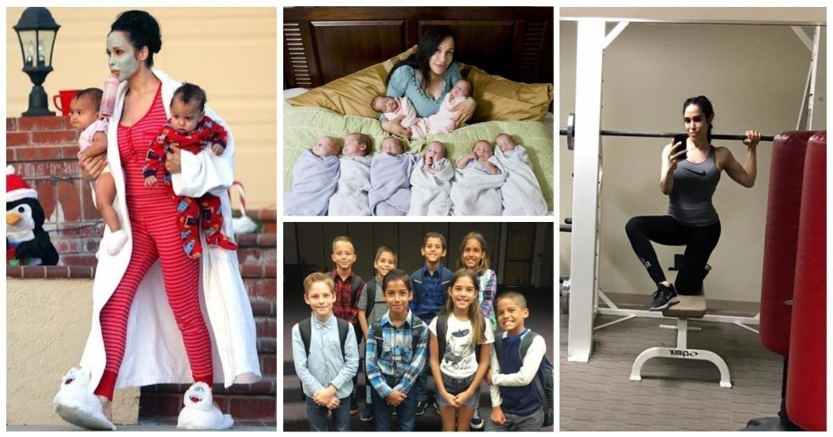 14 детей, фильмы для взрослых, церковь: как живет знаменитая мама
