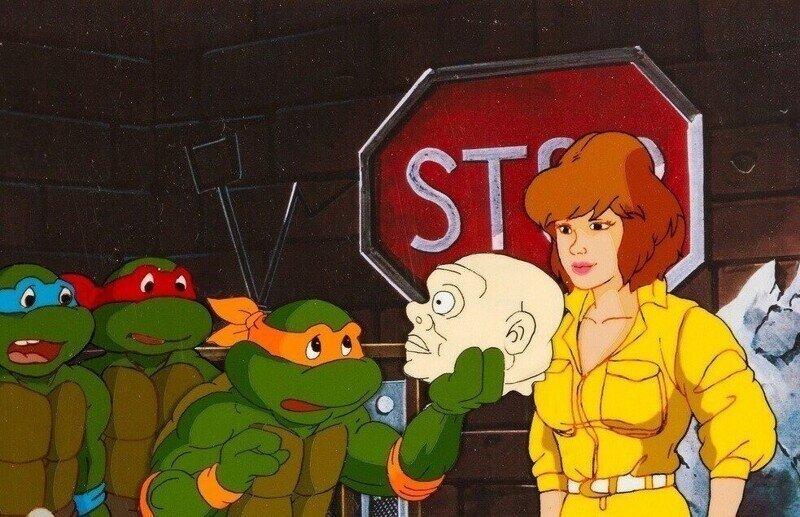 Nickelodeon «вернёт к жизни» черепашек-ниндзя