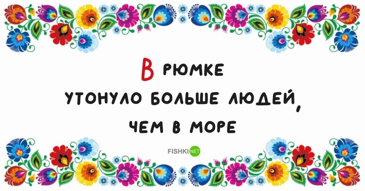 20 едких польских пословиц, которые чем-то схожи с русскими пословицами