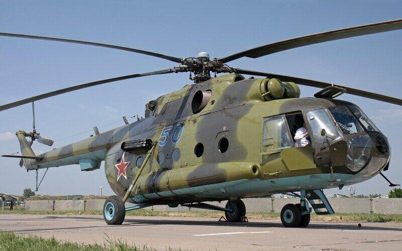 Легендарный Ми-8: самый массовый двухдвигательный вертолет в мире! Более 60 лет в строю!
