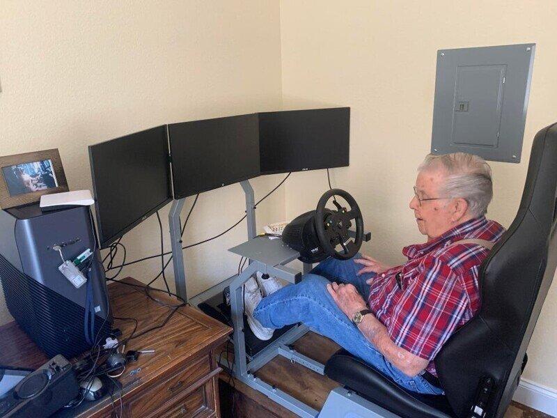 Старый прожженный геймер