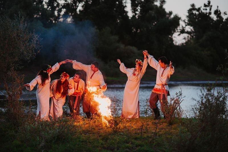 Обычаи с перчинкой: как встречали славяне праздник Ивана Купалы