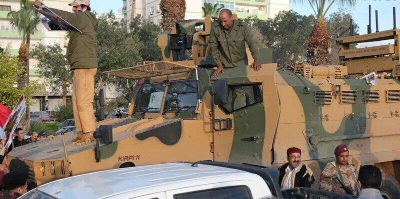 Эрдоган превращает Ливию в очаг международного терроризма