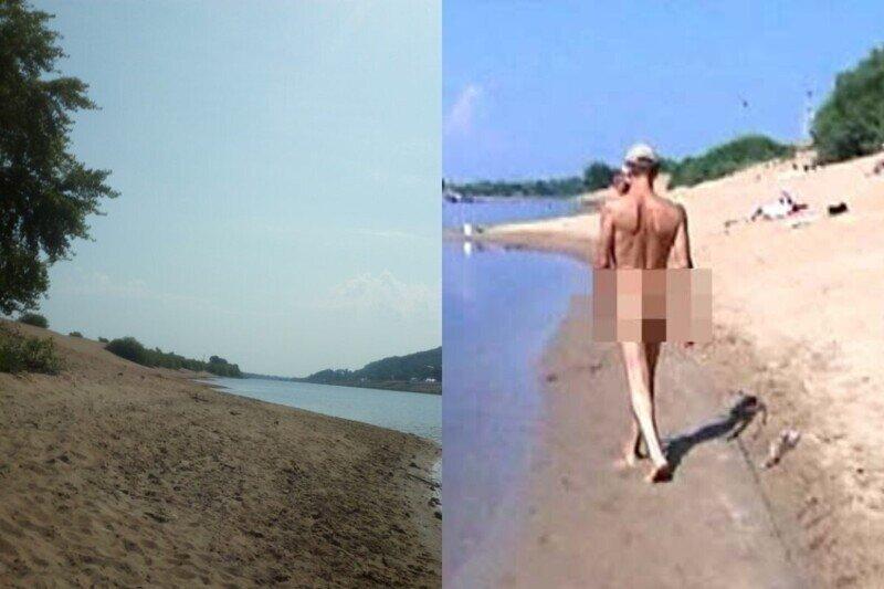 Конфликт века: нижегородские нудисты и геи не поделили пляж