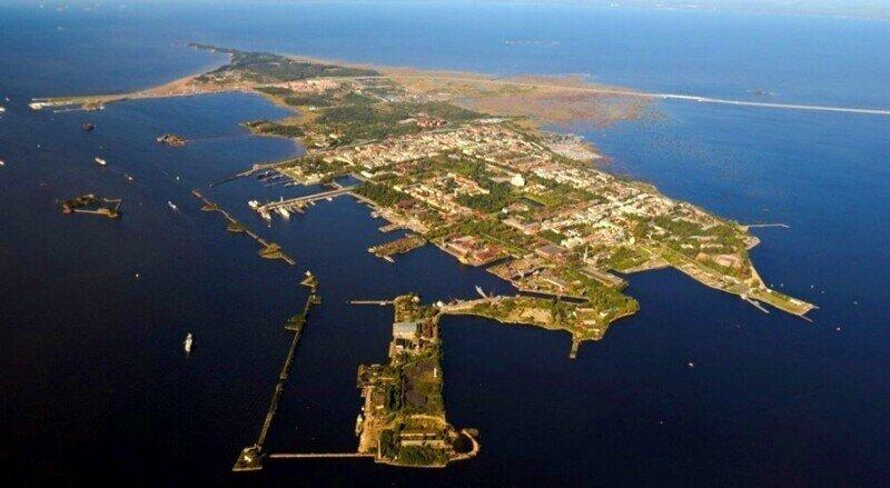 В Кронштадте откроется уникальный парк, посвященный военно-морскому флоту