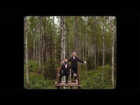 Музыкально вокальный дуэт Puuluup из Эстонии с песней Березонки (Kasekesed)