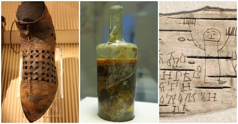 Уникальные артефакты прошлого, о которых многие даже не слышали