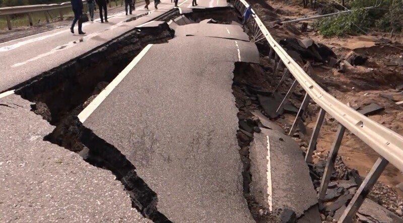 В Рузе после наводнения объявлен режим ЧС