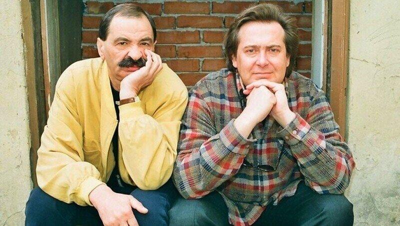10 июля родились символы передачи «Городок» Илья Олейников и Юрий Стоянов