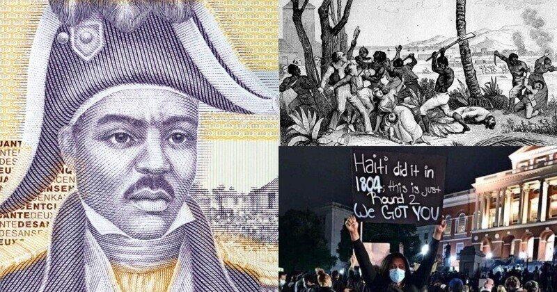 Могут повторить 1804 - 2020? О резне на Гаити