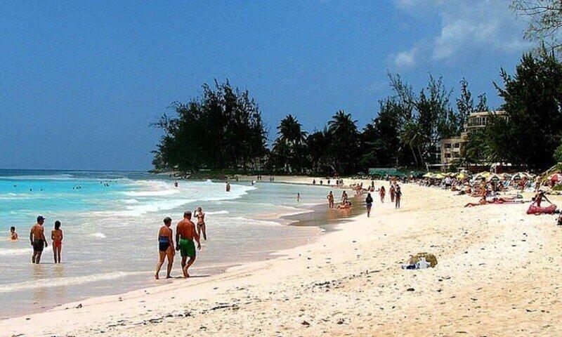 Барбадос приглашает на удаленку