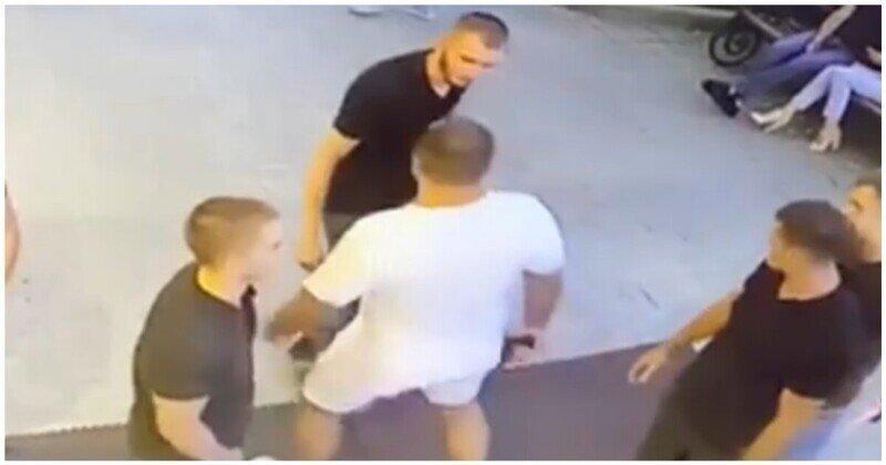 Белгородец в ходе драки устроил стрельбу возле ресторана