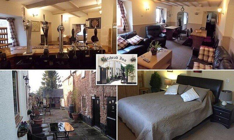 На Airbnb предлагают в аренду гостиницу-паб 17 века