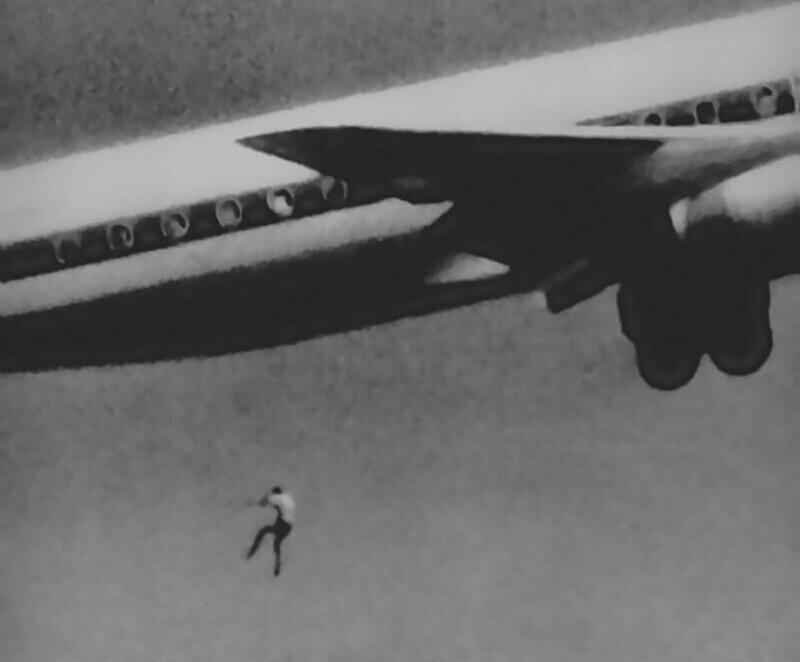 Последний полет юного австралийского безбилетника