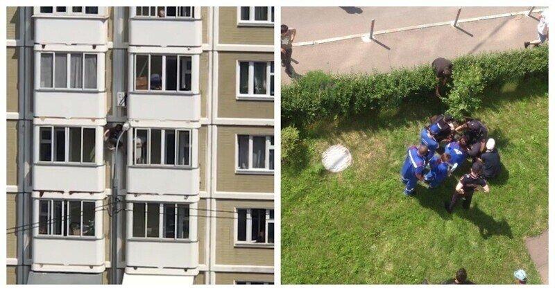 """""""Человек-паук"""" по-русски"""