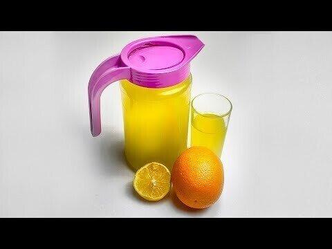 Очень классный рецепт лимонада по домашнему!