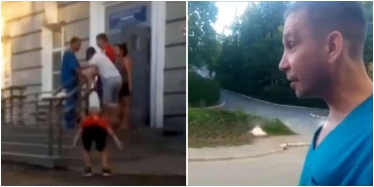 «Ждать, я сказал!»: в Свердловской области санитар попытался задушить мать на глазах у ребёнка
