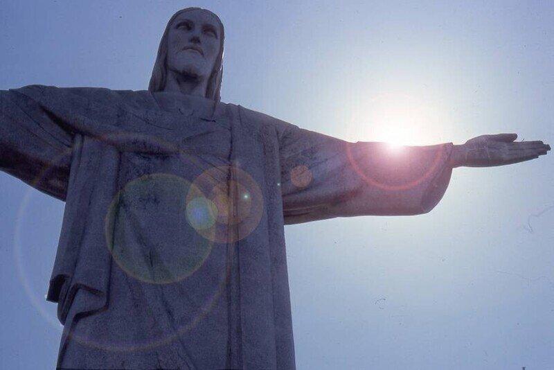 Архивные фото солнечного Рио-де-Жанейро 70-х годов