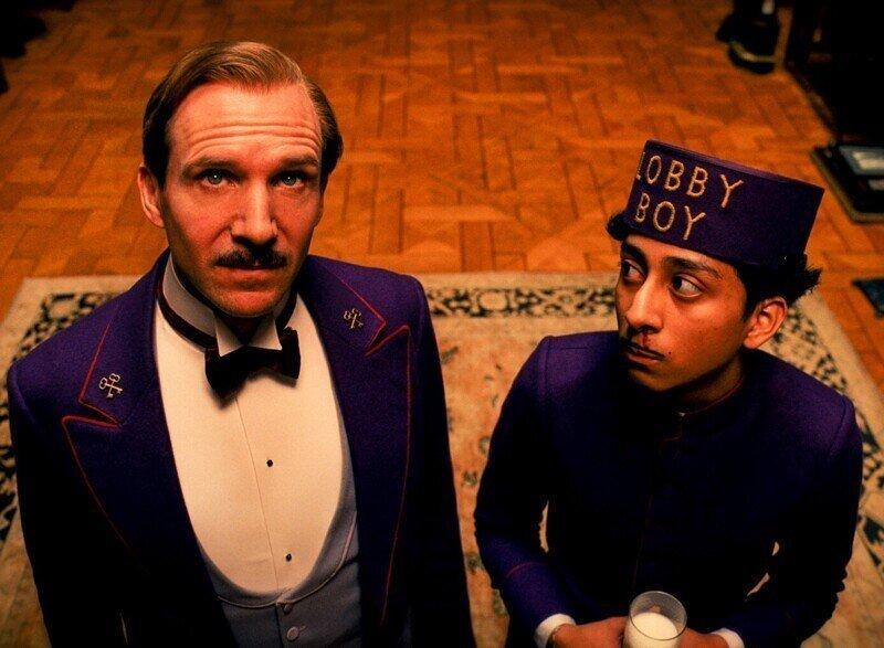 """Отзыв на фильм """"Отель Гранд Будапешт"""" - Как стать идеальным слугой?"""