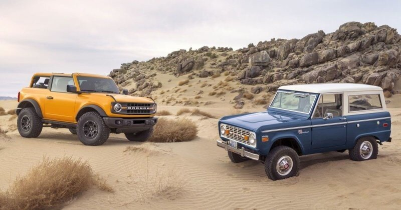 Почему Ford переносил дату презентации нового Bronco? И при чем здесь убийство двух человек?