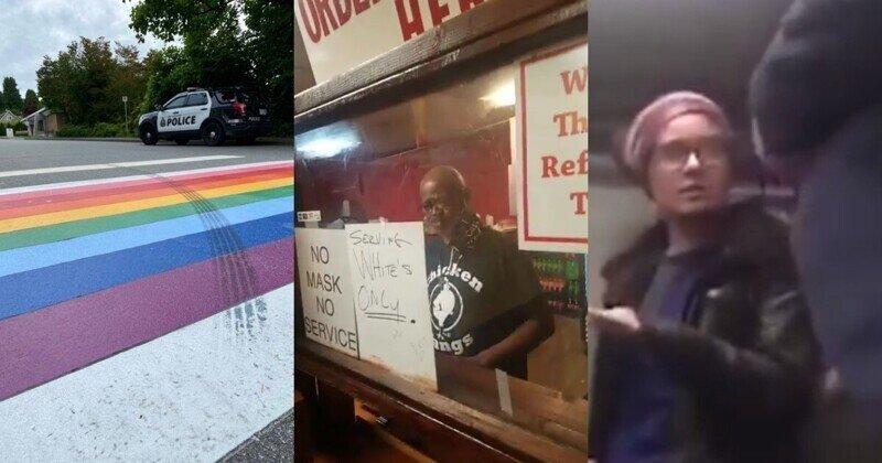 Подборка бредовых новостей про расизм и толерантность