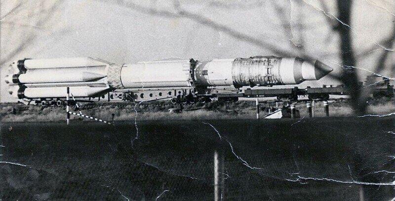 Ракете-носителю «Протон» — 55