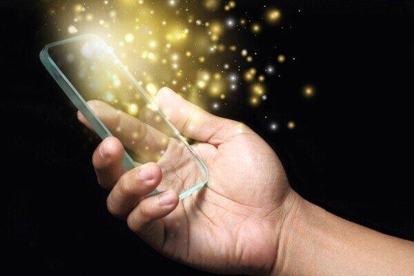 Волшебный телефон с субтитрами