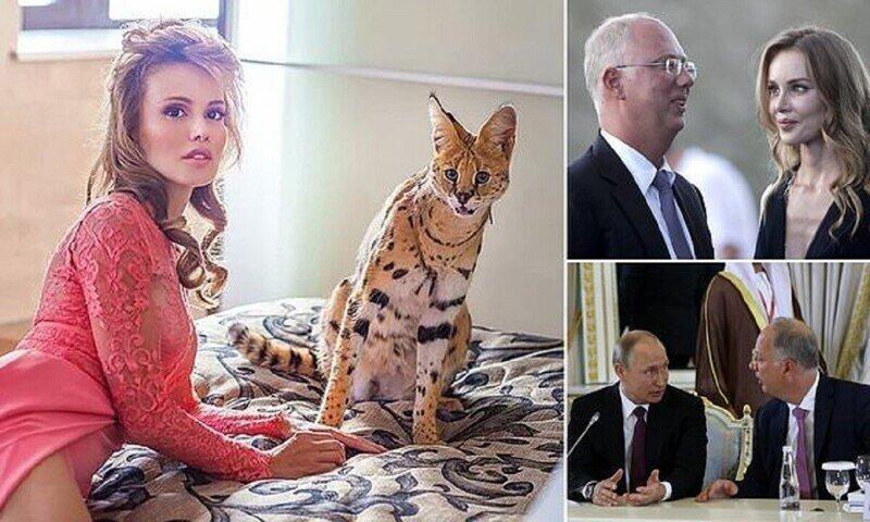 Российский миллиардер и его жена получили прививку от коронавируса