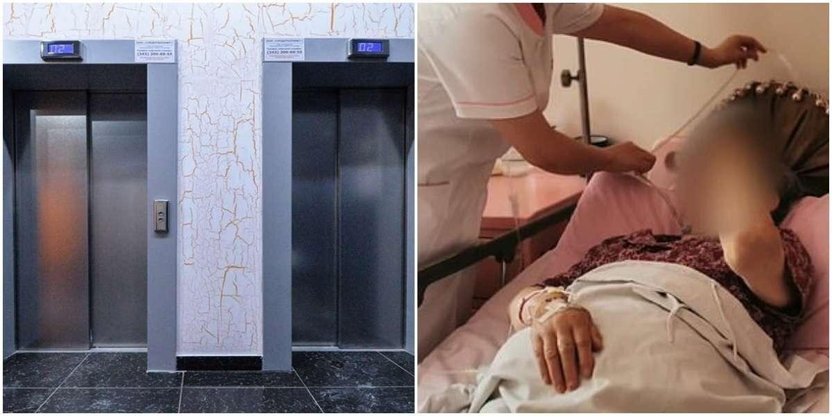 Пенсионерки четыре дня просидели в лифте и спаслись самостоятельно