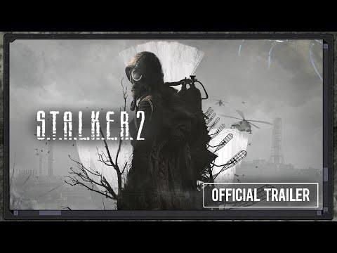 Первый официальный трейлер S.T.A.L.K.E.R. 2 уже здесь