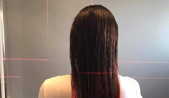 Когда вы работаете на стройке, а ваша девушка просит подстричь ей кончики